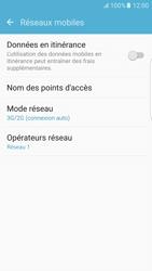 Samsung Samsung G925 Galaxy S6 Edge (Android M) - Réseau - Activer 4G/LTE - Étape 5