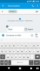 Sony Xperia XA2 - Contact, Appels, SMS/MMS - Envoyer un MMS - Étape 8