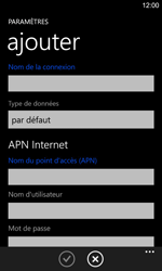 Nokia Lumia 925 - MMS - configuration manuelle - Étape 7