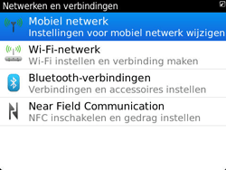 BlackBerry 9790 Bold - Buitenland - Bellen, sms en internet - Stap 6
