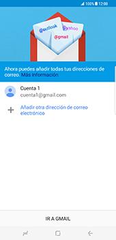 Samsung Galaxy S8 Plus - E-mail - Configurar Gmail - Paso 15