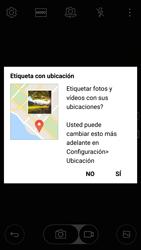 LG G5 - Funciones básicas - Uso de la camára - Paso 3