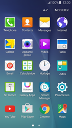 Samsung J500F Galaxy J5 - Messagerie vocale - configuration manuelle - Étape 4
