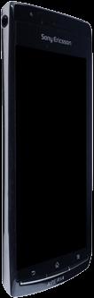 Sony Ericsson Xpéria Arc - Premiers pas - Découvrir les touches principales - Étape 6