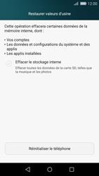 Huawei P8 Lite - Appareil - Réinitialisation de la configuration d