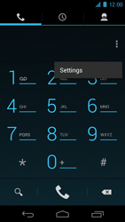 Samsung I9250 Galaxy Nexus - Voicemail - Manual configuration - Step 4