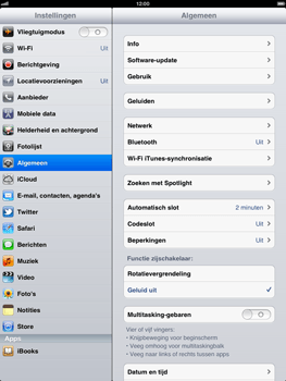 Apple iPad - Software updaten - Update installeren - Stap 3