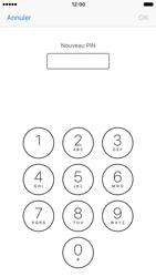 Apple iPhone 7 - Sécuriser votre mobile - Personnaliser le code PIN de votre carte SIM - Étape 8