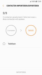Samsung Galaxy J5 (2016) - Android Nougat - Contacten en data - Contacten kopiëren van SIM naar toestel - Stap 11
