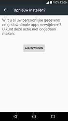Alcatel A3 - toestel resetten - fabrieksinstellingen terugzetten - stap 7