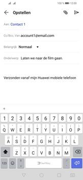 Huawei P30 Lite - E-mail - e-mail versturen - Stap 8