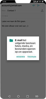 LG g7-fit-dual-sim-lm-q850emw - E-mail - Bericht met attachment versturen - Stap 13