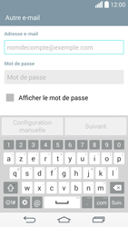 LG G3 (D855) - E-mail - Configuration manuelle (outlook) - Étape 6