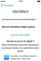 Apple iPhone 4S - Premiers pas - Créer un compte - Étape 10