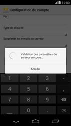 LG D821 Google Nexus 5 - E-mail - Configuration manuelle - Étape 12
