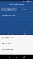 Huawei Huawei Y6 - Internet - Ver uso de datos - Paso 5