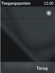 Nokia Asha 203 - Automatisch instellen - Automatisch Internet instellen - Stap 9