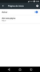 Sony Xperia XZ - Android Nougat - Internet - Configurar Internet - Paso 29