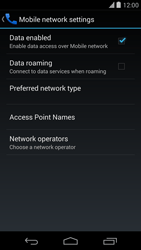 Google Nexus 5 - Mms - Manual configuration - Step 6