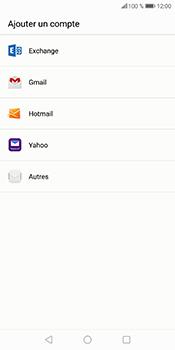 Huawei P Smart - E-mails - Ajouter ou modifier votre compte Yahoo - Étape 5
