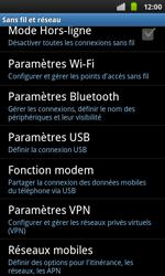 Samsung I9001 Galaxy S Plus - Internet - configuration manuelle - Étape 6