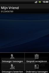 Sony Ericsson Xperia Mini Pro - MMS - afbeeldingen verzenden - Stap 7