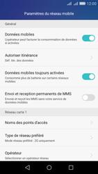 Huawei Y6 - Réseau - Changer mode réseau - Étape 7