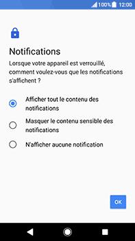 Sony Xperia XA2 Ultra - Sécuriser votre mobile - Activer le code de verrouillage - Étape 11
