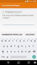 Crosscall Action X3 - E-mail - e-mail instellen (outlook) - Stap 9
