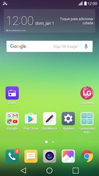 LG G5 Stylus - Chamadas - Como bloquear chamadas de um número específico - Etapa 3
