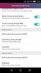 Huawei Y5 II - Internet no telemóvel - Como ativar 4G -  5