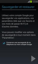 Samsung I8190 Galaxy S III Mini - E-mail - Configuration manuelle (gmail) - Étape 13
