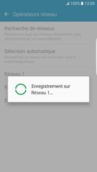 Samsung G935 Galaxy S7 Edge - Réseau - Sélection manuelle du réseau - Étape 9
