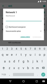 Huawei Nexus 6P - Android Oreo - Wi-Fi - Verbinding maken met Wi-Fi - Stap 8