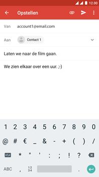 OnePlus 3 - Android Oreo - E-mail - e-mail versturen - Stap 8