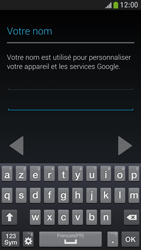 Samsung Galaxy S4 Mini - Premiers pas - Créer un compte - Étape 13
