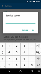 HTC One A9 - SMS - Manual configuration - Step 9