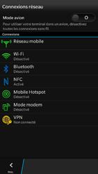 BlackBerry Z30 - Internet - Activer ou désactiver - Étape 5