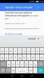 Huawei P9 - E-mails - Ajouter ou modifier votre compte Gmail - Étape 9