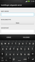 HTC One - E-mail - Account instellen (IMAP met SMTP-verificatie) - Stap 13