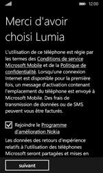 Nokia Lumia 530 - Premiers pas - Créer un compte - Étape 26