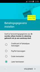 Samsung Galaxy A3 2016 (SM-A310F) - Applicaties - Account aanmaken - Stap 19