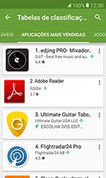 Samsung Galaxy Xcover 3 (G389) - Aplicações - Como pesquisar e instalar aplicações -  12