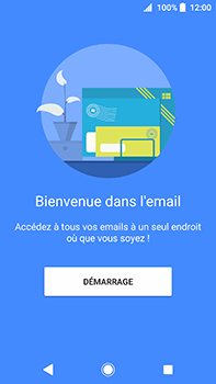 Sony Xperia XA2 Ultra - E-mail - Configuration manuelle (outlook) - Étape 4
