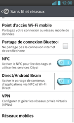 LG P710 Optimus L7 II - Internet - Utilisation à l