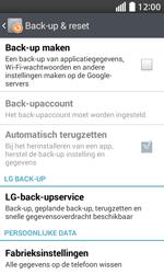LG Optimus L70 (LG-D320n) - Instellingen aanpassen - Fabrieksinstellingen terugzetten - Stap 6