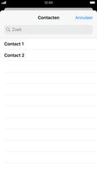 Apple iPhone 8 - iOS 13 - MMS - afbeeldingen verzenden - Stap 6