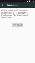 Nokia 3 - Device maintenance - Retour aux réglages usine - Étape 8