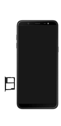 Samsung Galaxy J8 - Primeiros passos - Como inserir o chip da Nextel no seu celular - Etapa 7