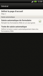 HTC S720e One X - Internet - Configuration manuelle - Étape 19